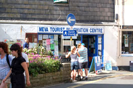Mevagissey tourist office