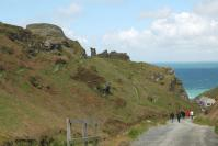 King Arthurs Castle-Tintagel