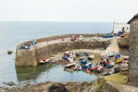Coverack- part of harbour