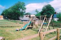 Farms childrens play area