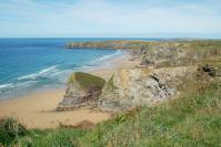Nr Newquay Bedruthan Steps