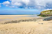 Hayle towans beach